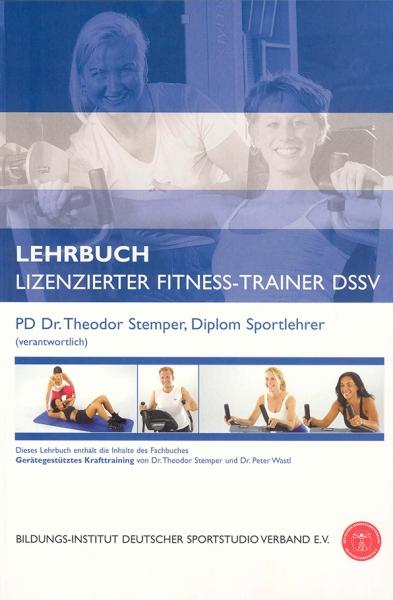 Liz. Fitness-Trainer Lehrbuch DSSV
