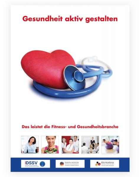 Gesundheit aktiv gestalten - Für DSSV Mitglieder